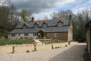 Holiday Cottage Reviews for Marles Farmhouse - Self Catering in Bridport, Dorset