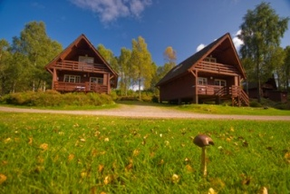 Holiday Cottage Reviews for 3 star Woodland Lodges - Self Catering Property in Inverness, Highlands