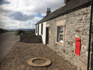 Holiday Cottage Reviews for Etterick Smiddy Cottage - Self Catering in Isle of Bute, Argyll and Bute