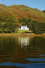 Holiday Cottage Reviews for Fearnach Bay House - Holiday Cottage in Oban, Argyll and Bute
