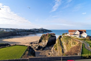 Holiday Cottage Reviews for 4 The Old Edwardian - Holiday Cottage in Newquay, Cornwall inc Scilly