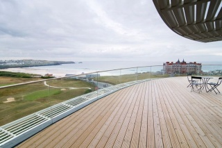 Holiday Cottage Reviews for The Penthouse, 15 Pearl - Self Catering Property in Newquay, Cornwall inc Scilly