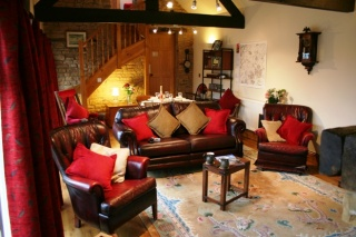 Holiday Cottage Reviews for Pear Tree Farm Barn - Self Catering in Chesterfield, Derbyshire