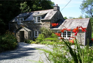 Holiday Cottage Reviews for Anderton Mill - Holiday Cottage in Boscastle, Cornwall inc Scilly