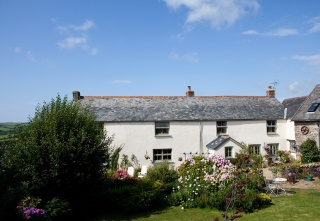 Holiday Cottage Reviews for Higher Mullacott Farmhouse - Holiday Cottage in Ilfracombe, Devon