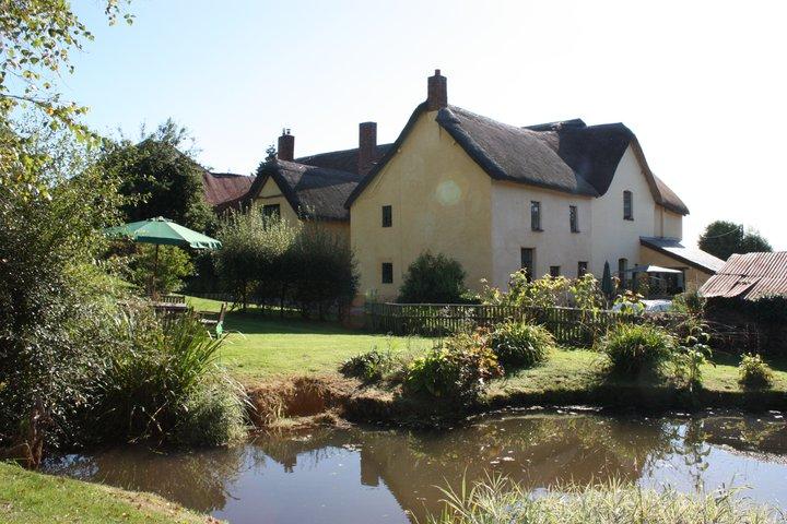 Hayloft - Great Gutton Farm