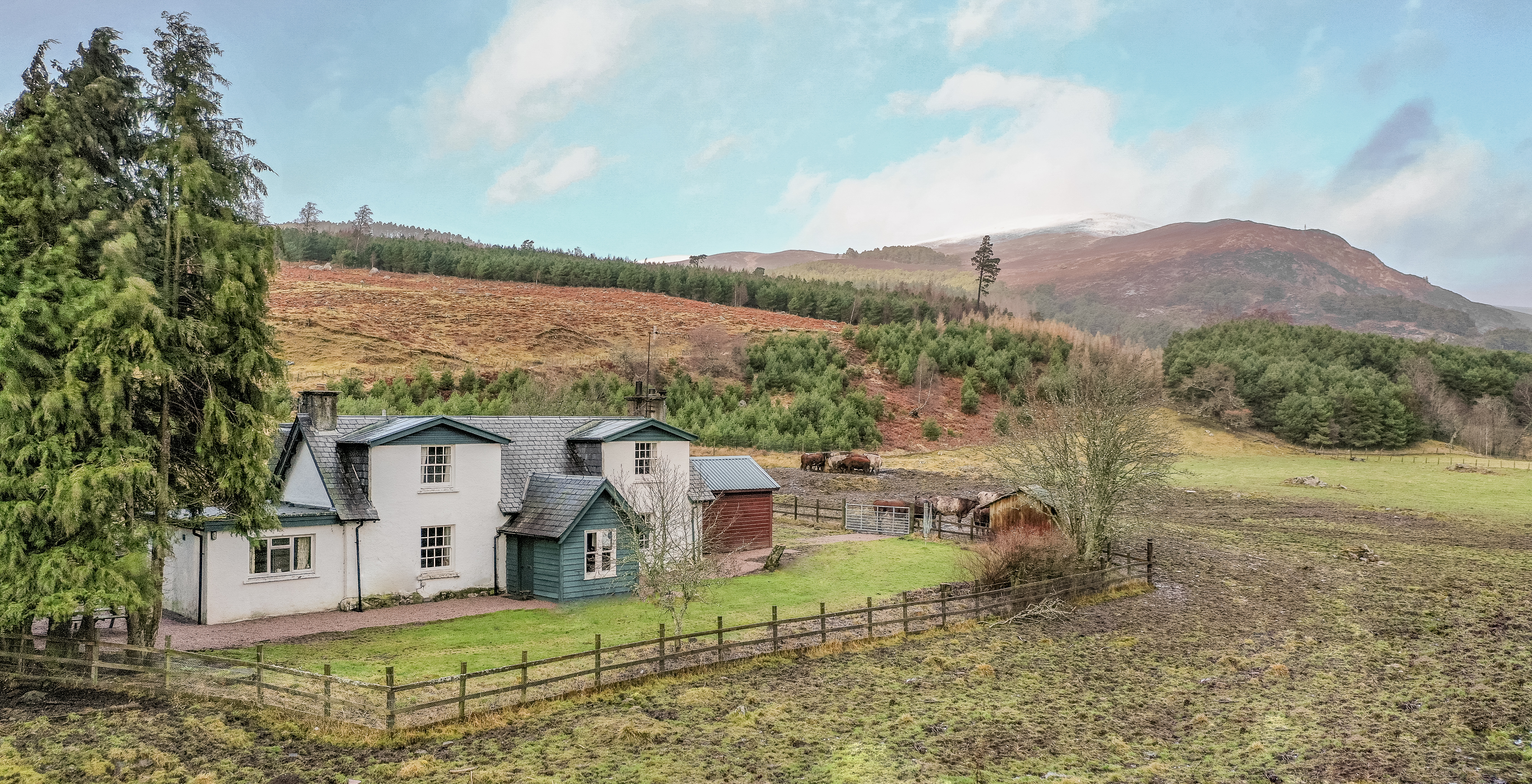 Alvie Holiday Cottages