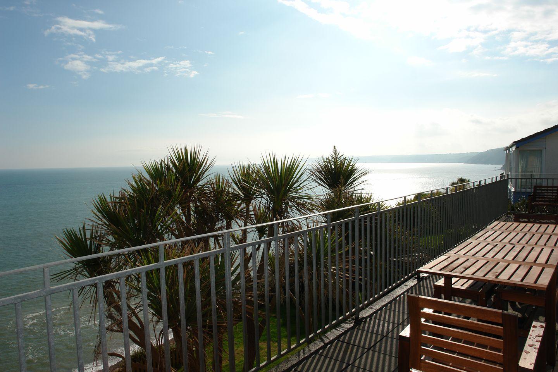 Beach Belle Downderry Balcony Sea View
