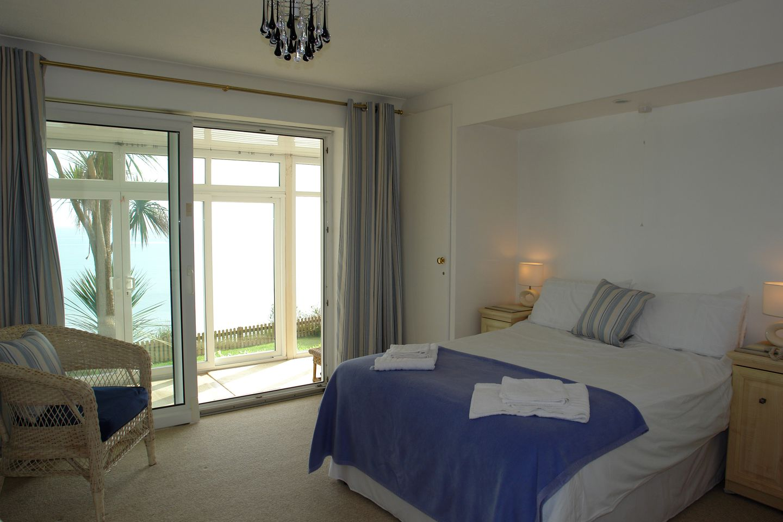 Beach Belle Downderry Double Bedroom