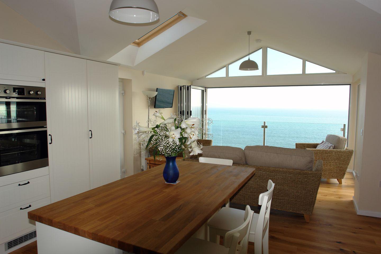 Beach Belle Downderry Kitchen
