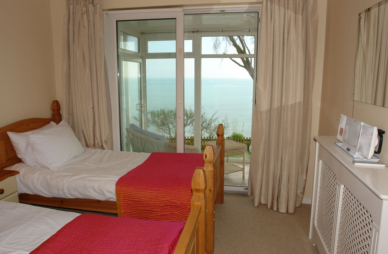 Beach Belle Downderry Twin Bedroom
