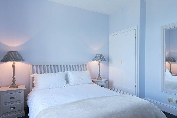 Beacon Cottage Start Point Double Bedroom