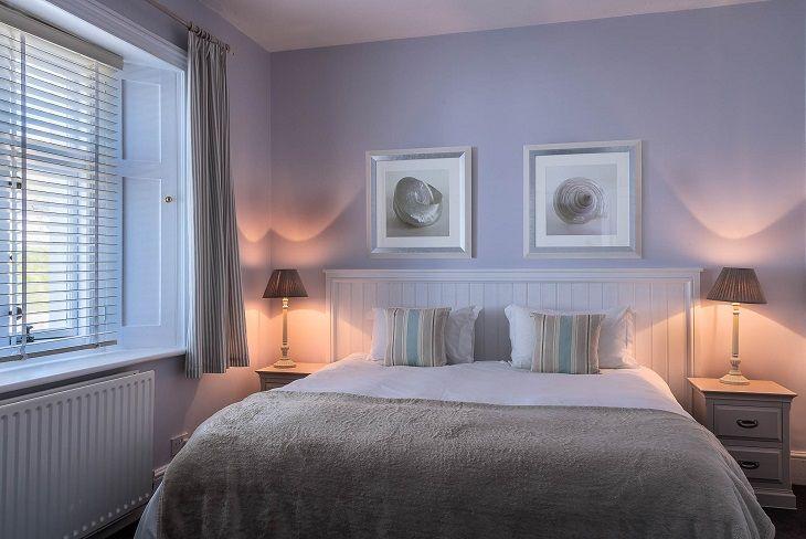 Beacon Cottage Start Point Masterbedroom