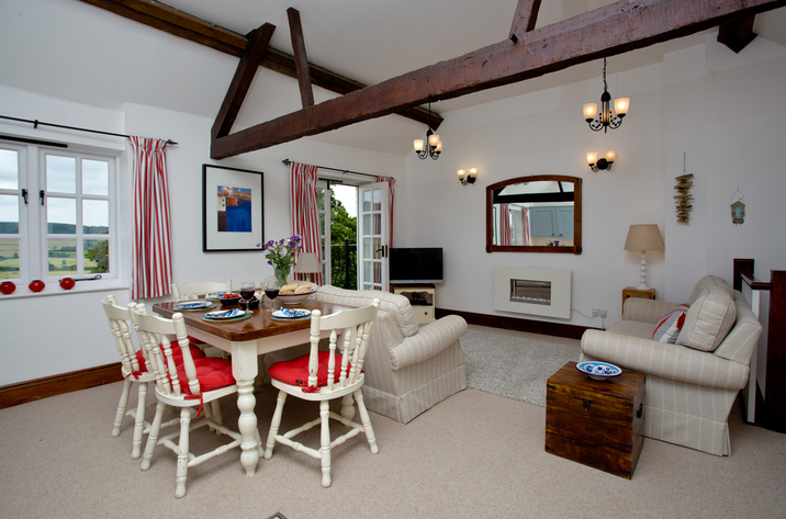 Bellcottage Sidmouth Devon Lounge