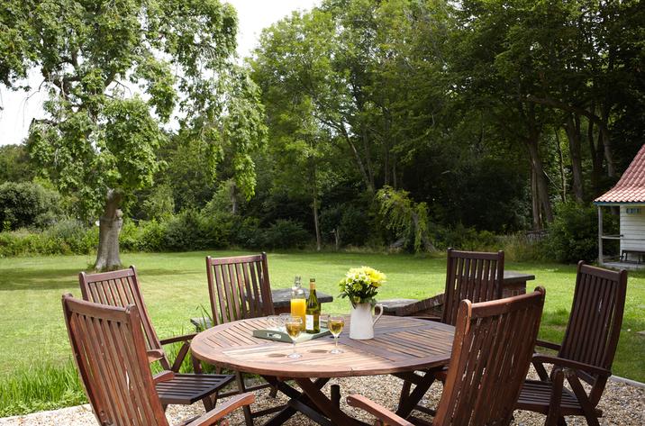 Bouldnor Cottage