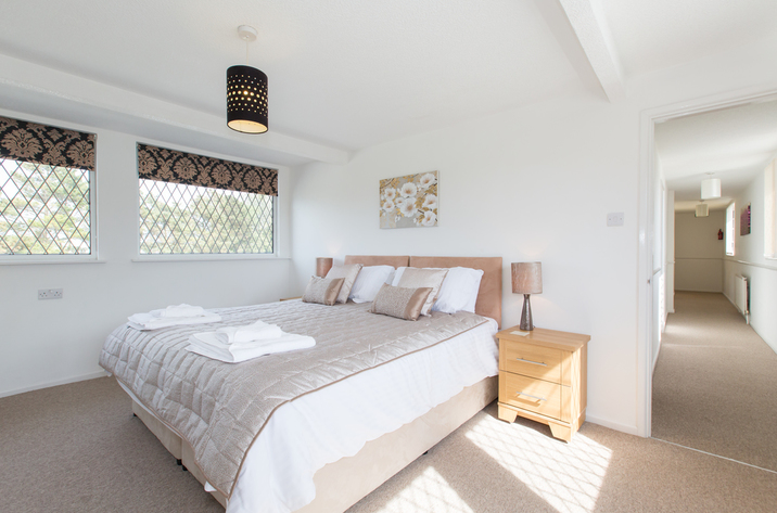 Bridgehouse Perranporth Bedrooms