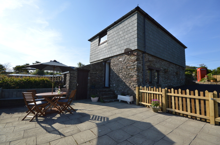 Holiday Cottage Reviews for Buzzards View - Cottage Holiday in Kingswear, Devon