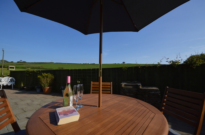 Buzzards View Holiday Cottage In Kingswear16