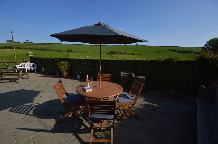 Buzzards View Holiday Cottage In Kingswear17