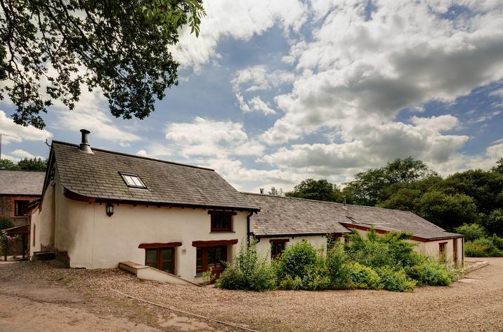 Cider Barn, Park Mill Farm