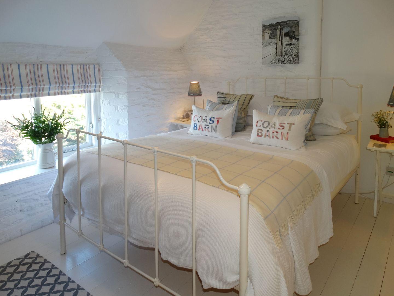 Coast Barn Newton Ferrers Double Bedroom
