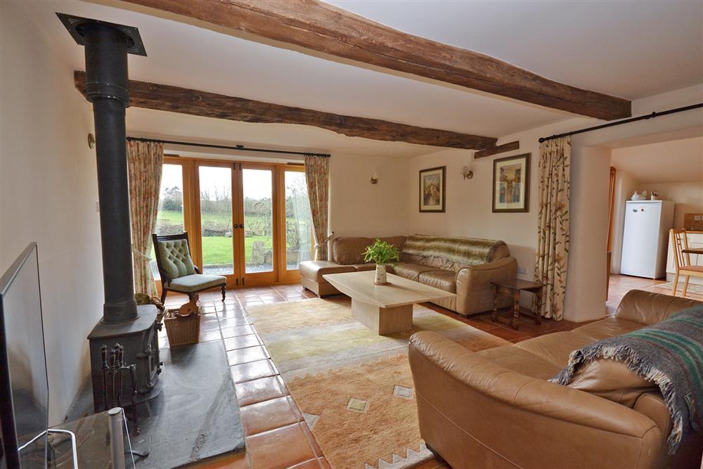 Comfort Wood Cottage Calstock Cornwall10