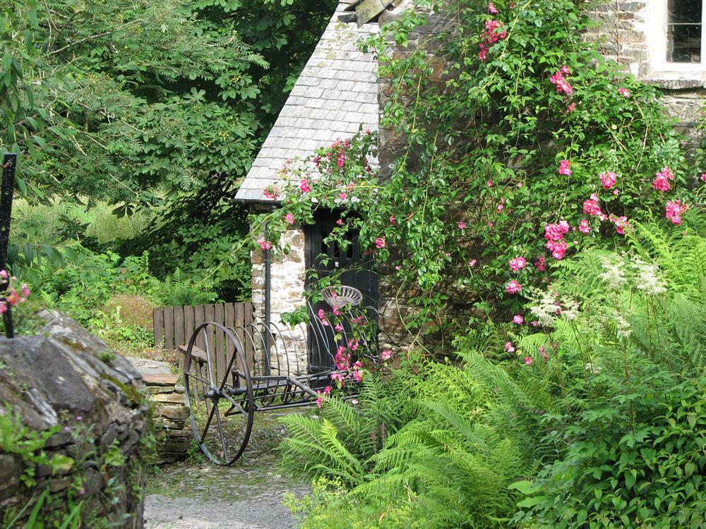 Comfort Wood Cottage Calstock Cornwall24