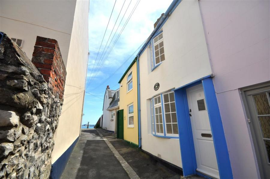 Holiday Cottage Reviews for Cove Cottage -  in Weymouth, Dorset