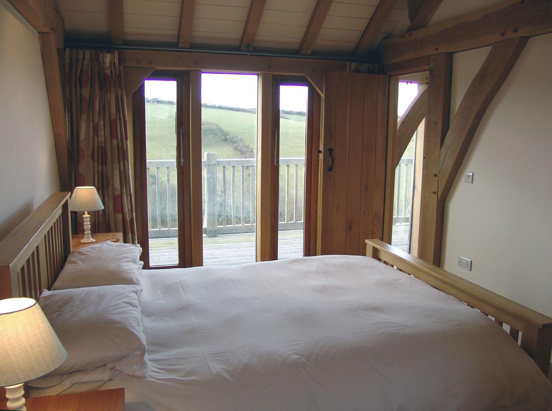 Craken Wartha Crackington Haven Master Double Bedroom