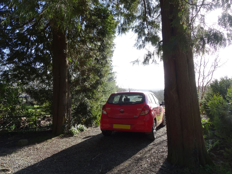 Crookedoak Cottage Holsworthy Car Parking