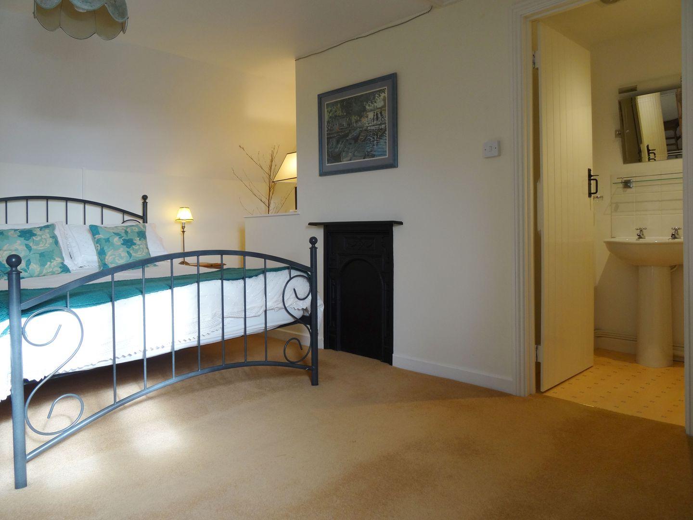 Crookedoak Cottage Holsworthy Double Bed