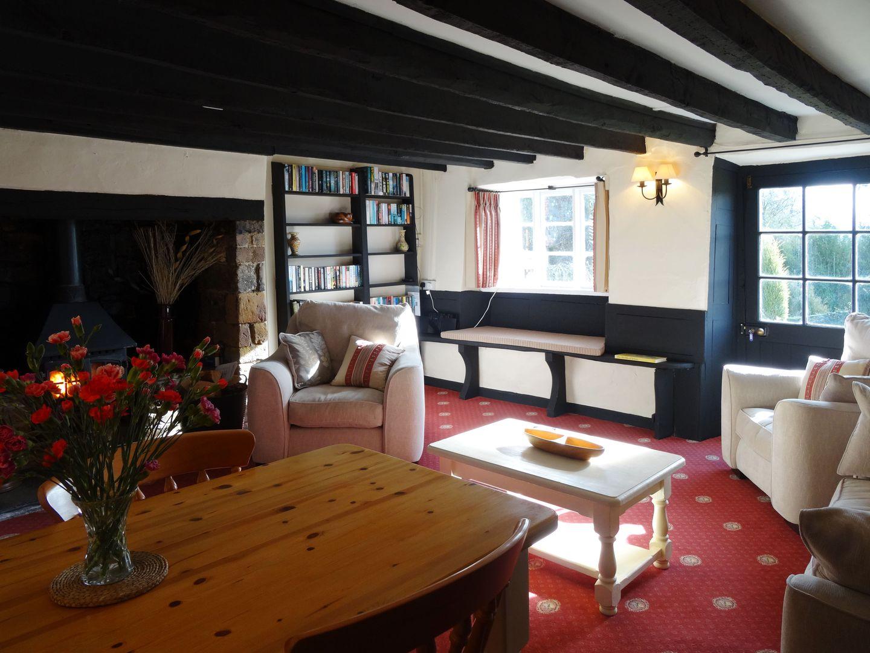 Crookedoak Cottage Holsworthy Living Room