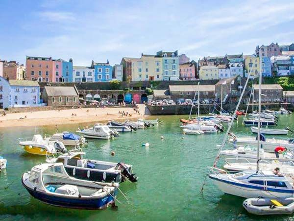 Dingarth Holiday Cottage In Tenby38