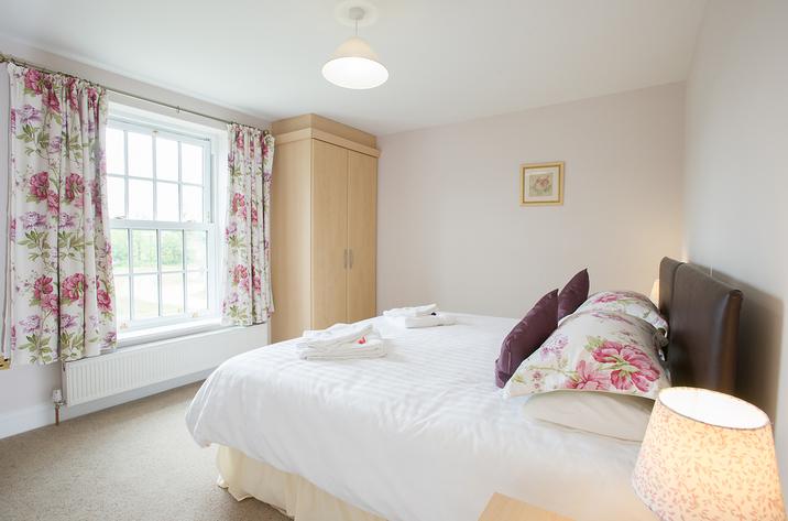 Foremans House Bridlington Bedroom