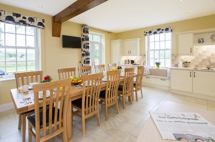 Foremans House Bridlington Dining Room