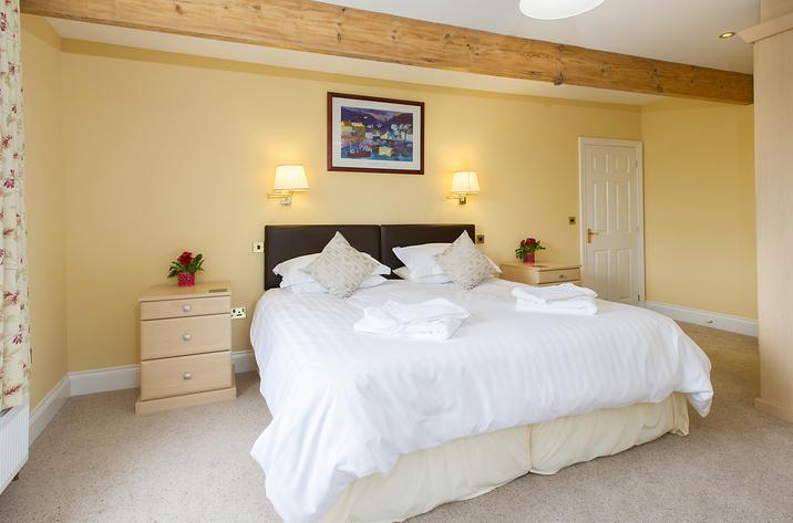Foremans House Bridlington Double Bedroom