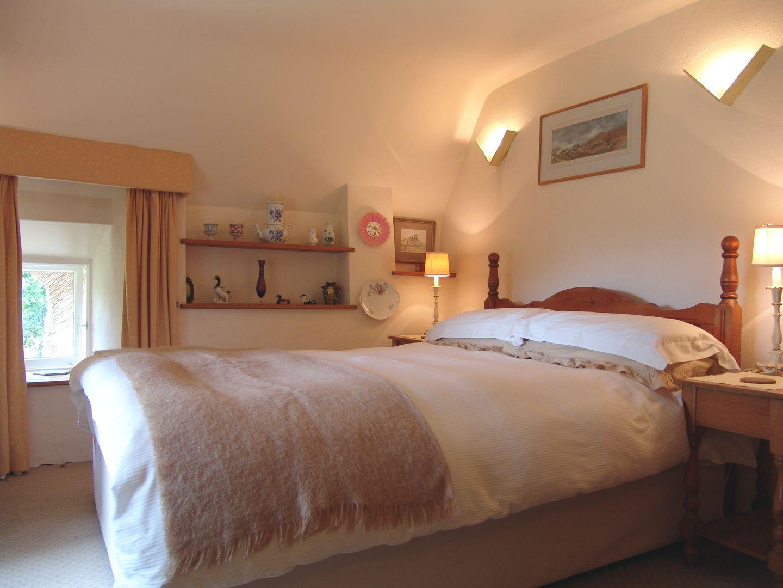 Gibhouse Drewsteignton Double Bedroom