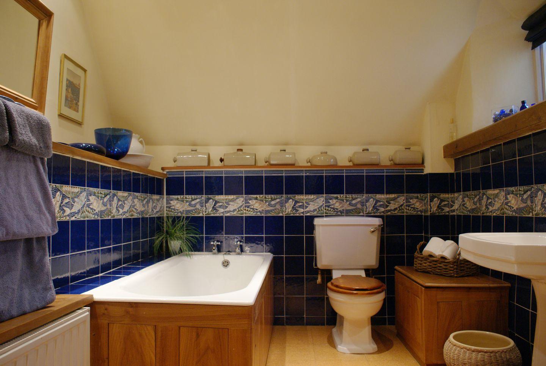Gibhouse Drewsteignton Family Bathroom