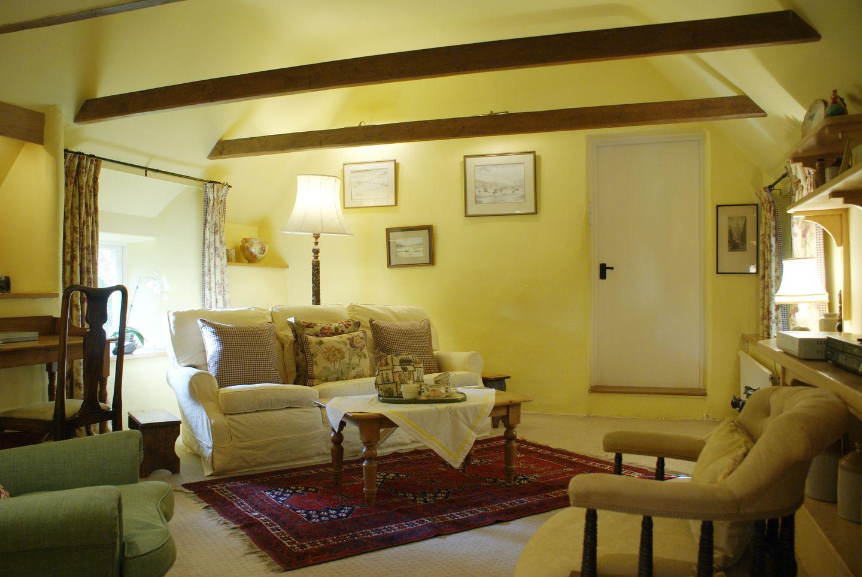 Gibhouse Drewsteignton Living Room