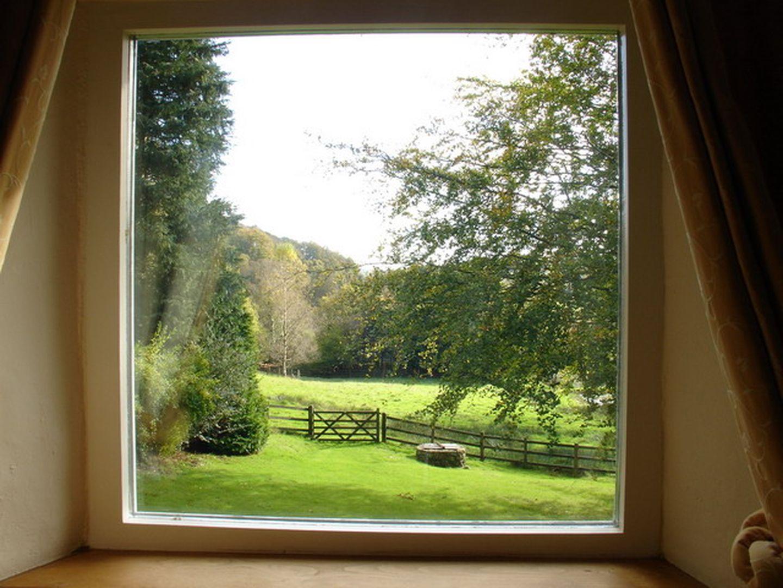 Gibhouse Drewsteignton View From Window