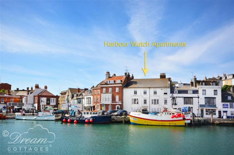 Holiday Cottage Reviews for Harbour Watch Apartment 6 -  in Weymouth, Dorset