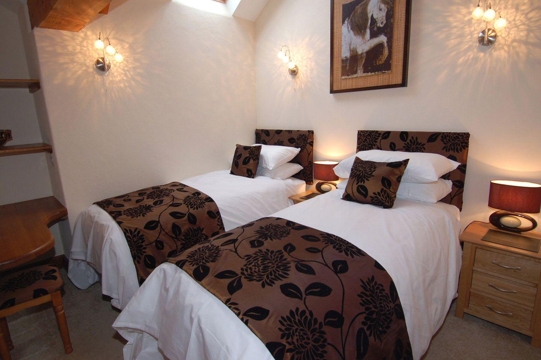 Hideaway Bossiney Tintagel Bedroom