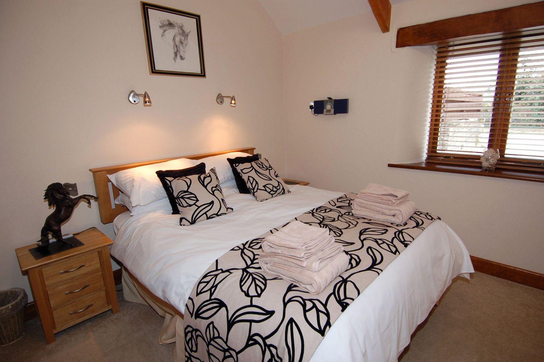 Hideaway Bossiney Tintagel Double Bedroom