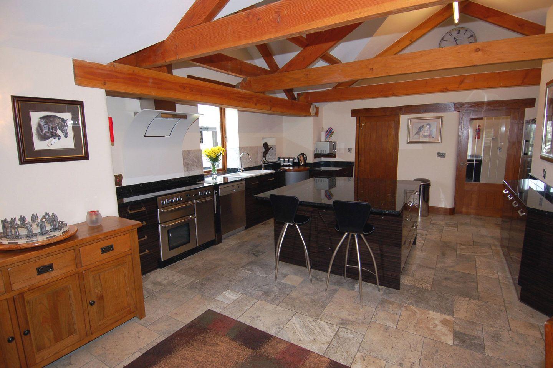 Hideaway Bossiney Tintagel Kitchen
