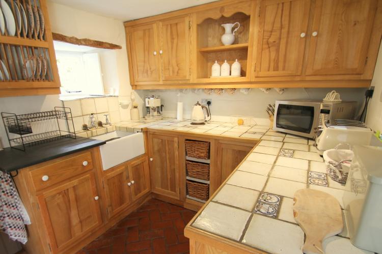 Lower Goosemoor Cottage Wheddon Cross14