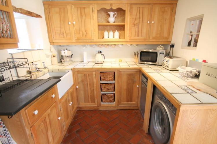Lower Goosemoor Cottage Wheddon Cross15