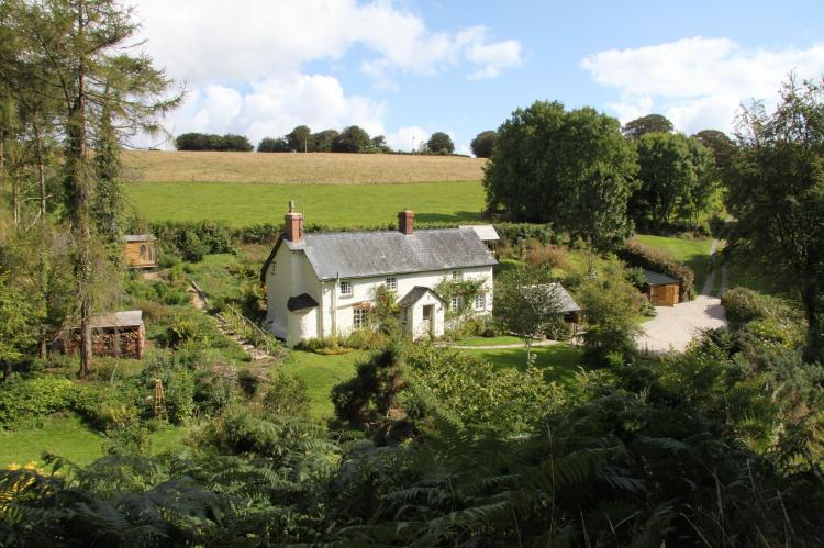Lower Goosemoor Cottage Wheddon Cross2