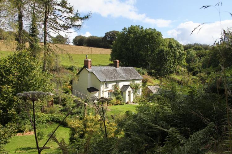 Lower Goosemoor Cottage Wheddon Cross3