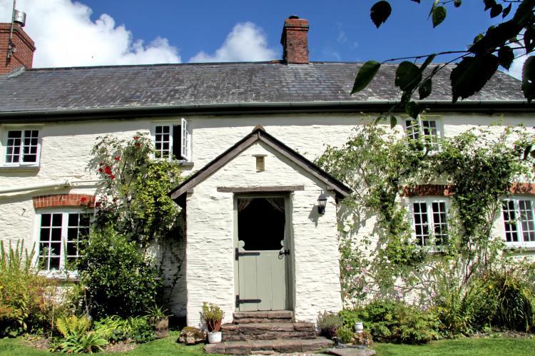 Lower Goosemoor Cottage Wheddon Cross9