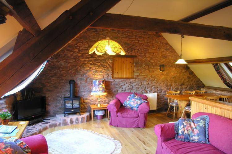 Luccombe Cottage